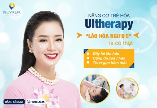 Nâng cơ bằng công nghệ Ultherapy có lợi ích tốt thật không?
