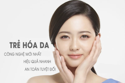 Phương pháp trẻ hóa khuôn mặt ở độ tuổi 50 bằng kỹ thuật trẻ hóa da tân tiến