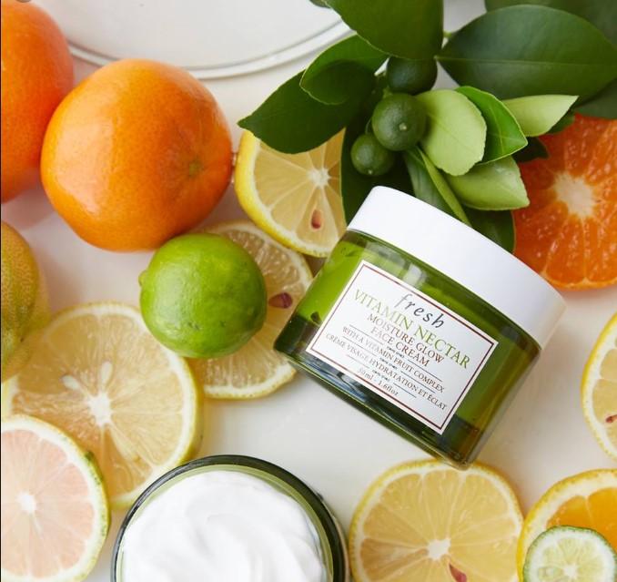 Kem dưỡng Fresh Vitamin Nectar Moisture Glow Face Cream,  Fresh Vitamin Nectar Moisture Glow Face Cream